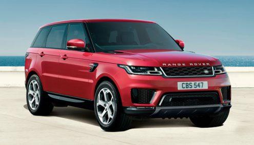 Unsere Range Rover Sport Neuwagen