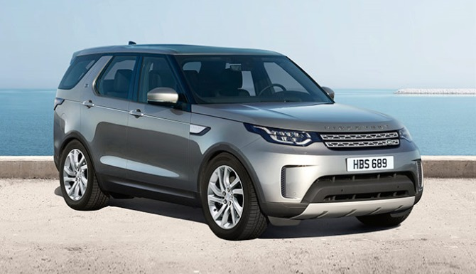 Unsere Land Rover Discovery Neuwagen