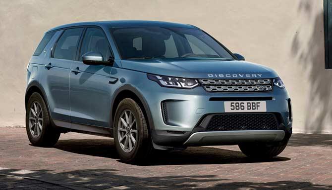 Unsere Land Rover Discovery Sport Neuwagen