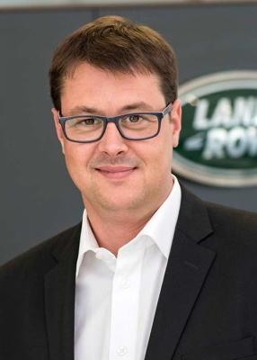 Christopher Schoenau Verkauf Land Rover