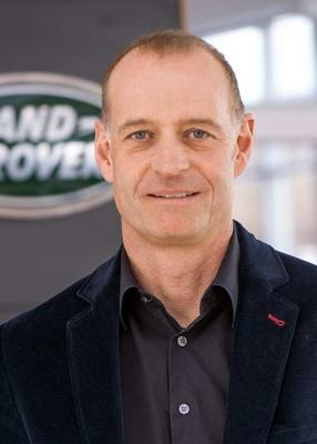 Ralph Speyerer Geschäftsführer