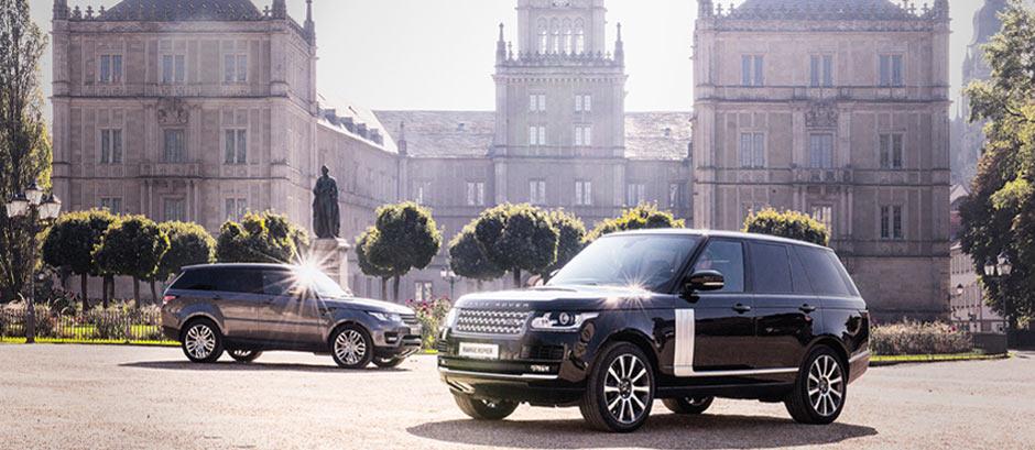 Imagemotiv Land Rover Coburg
