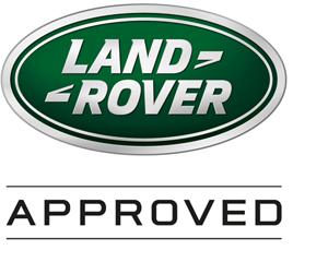 Land Rover Approved Qualitätsiegel für Gebrauchtwagen
