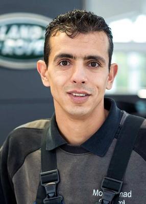 Muhammed Quasemi Fahrzeug-Aufbereitung