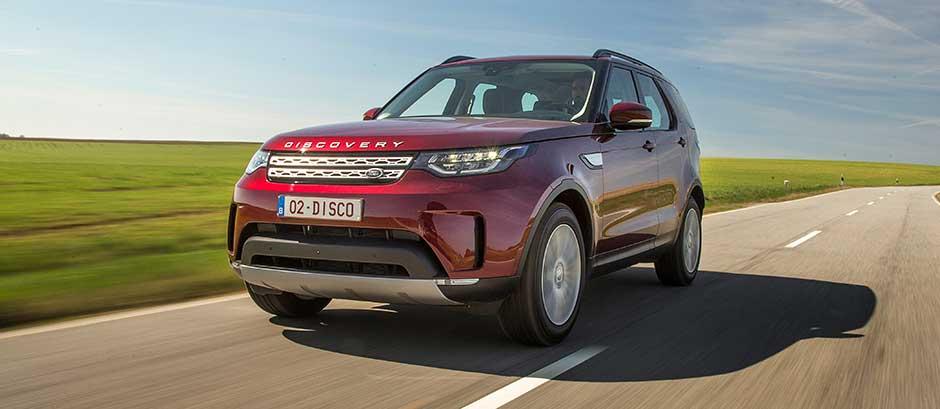 Land Rover Discovery Neuwagen