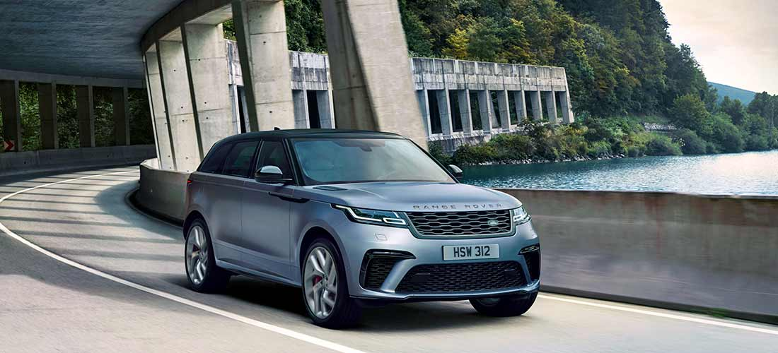 Leasing Land Rover Velar