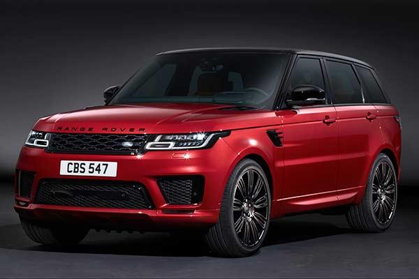 Range Rover Sport Totale im Studio