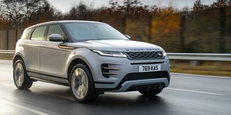 Range Rover Evoque Plugin-Hybrid