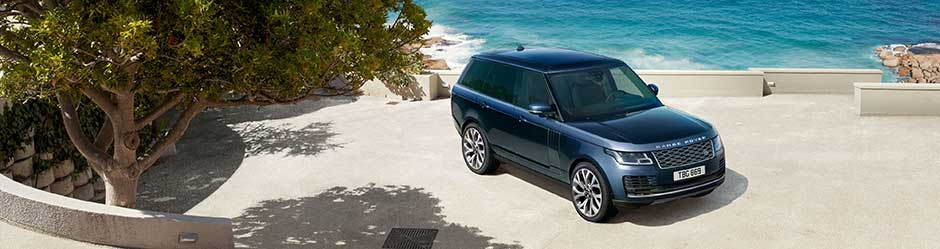 Range Rover Sondermodell Westminster