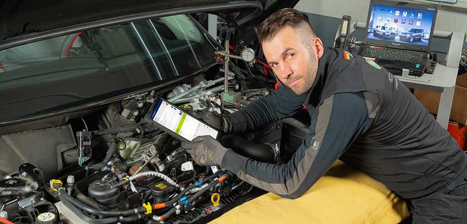 Land Rover Coburg Werkstatt Premiumservice