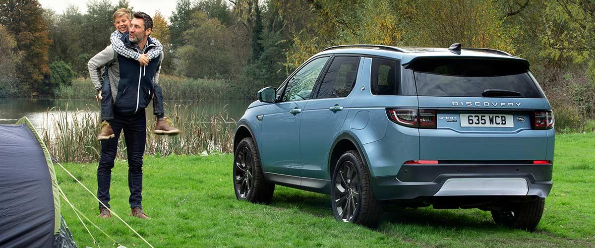 Rent Land Rover Coburg – Land Rover Discovery Sport PlugIn Hybrid