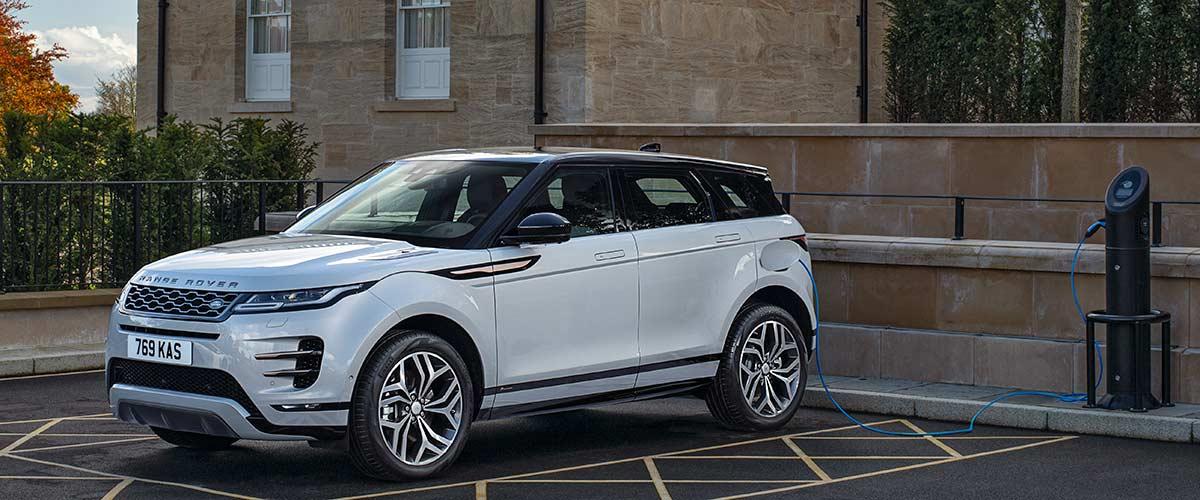 Rent Land Rover Coburg – Range Rover Evoque PlugIn Hybrid