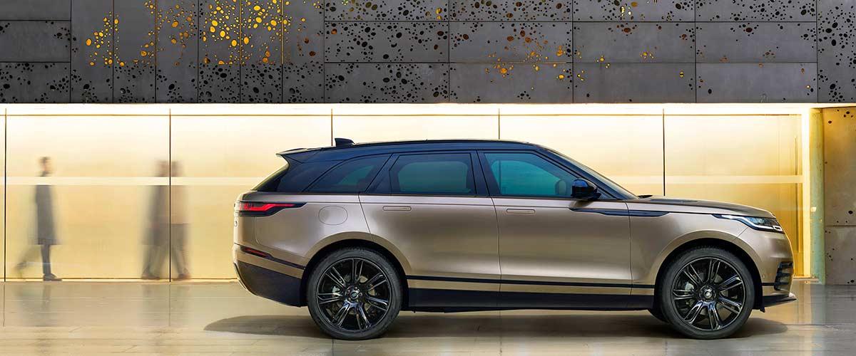 Rent Land Rover Coburg – Geschäftswagen Range Rover Velar