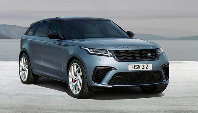 Unsere Range Rover Velar Neuwagen